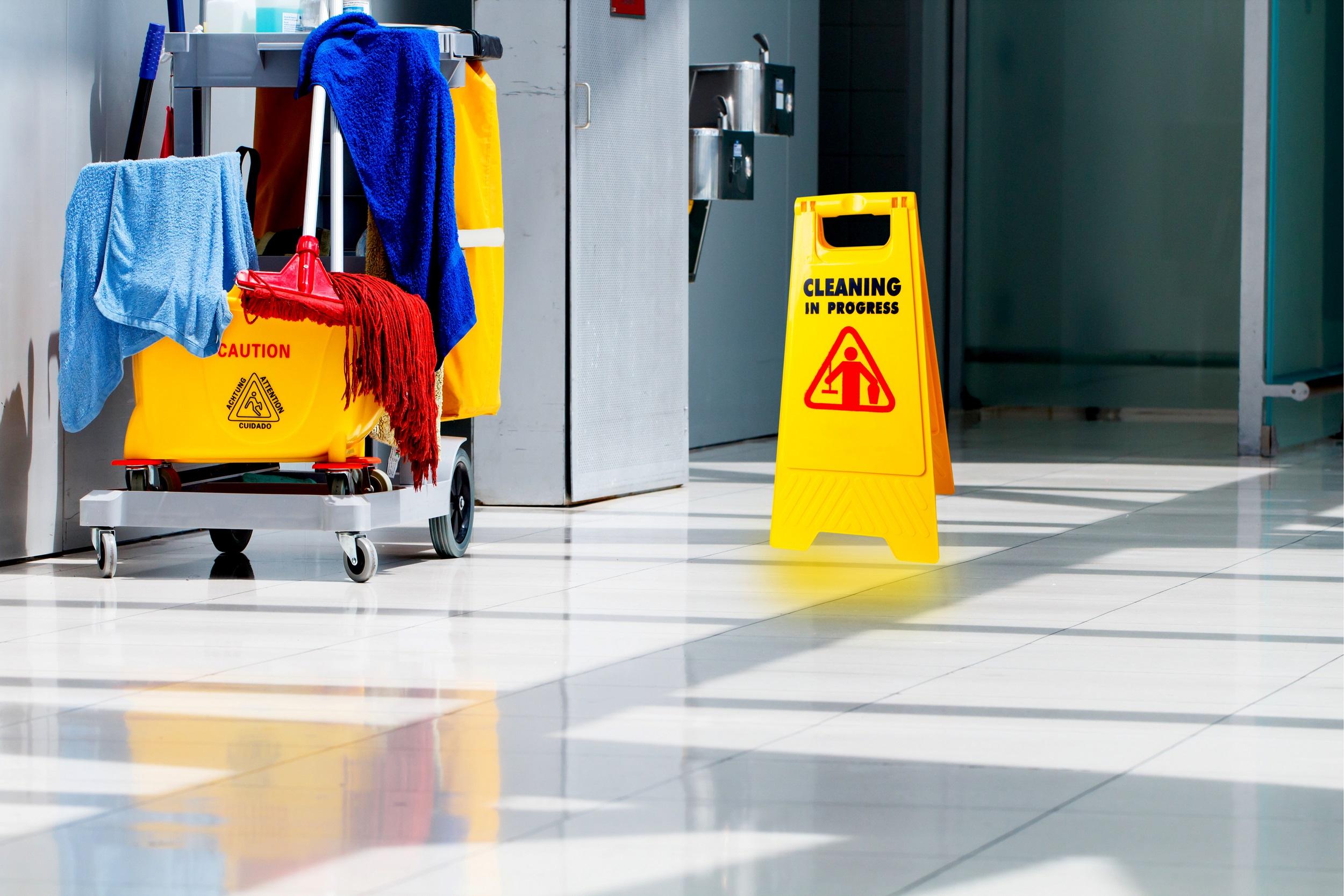 Claves elegir servicios de limpieza de oficinas de calidad