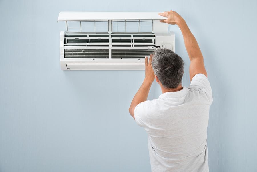 Ventajas de limpiar la unidad de aire acondicionado